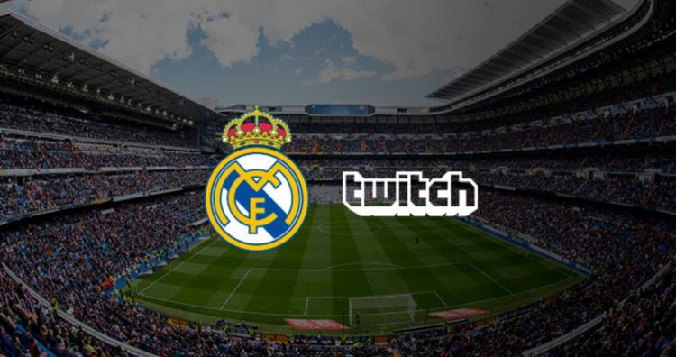 Real Madrid abre su canal en Twitch