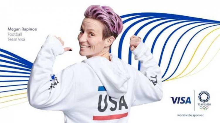 VISA mantiene su patrocinio con los 96 atletas olímpicos y paralímpicos