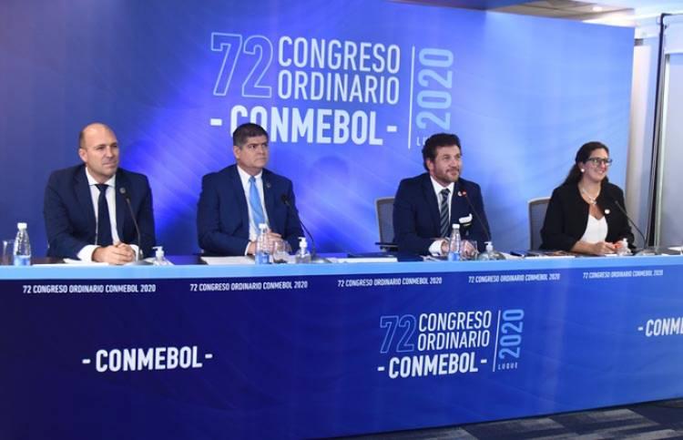CONMEBOL crea un fondo para ayudar a los clubes durante la pandemia del COVID-19