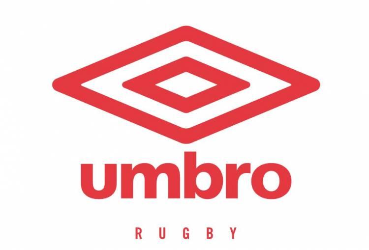 Umbro se convierte en sponsor técnico del rugby inglés