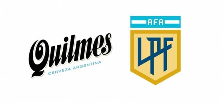 Quilmes se convierte en nuevo patrocinador de la Liga Profesional de Fútbol