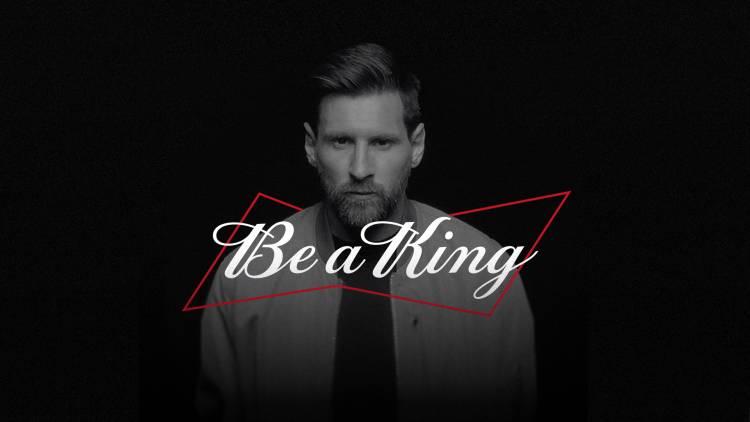 Budweiser anuncia sponsoreo global con Lionel Messi