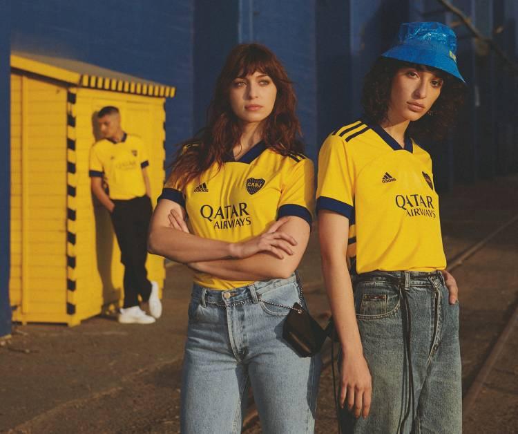 Adidas presenta la camiseta por el 80° Aniversario de La Bombonera