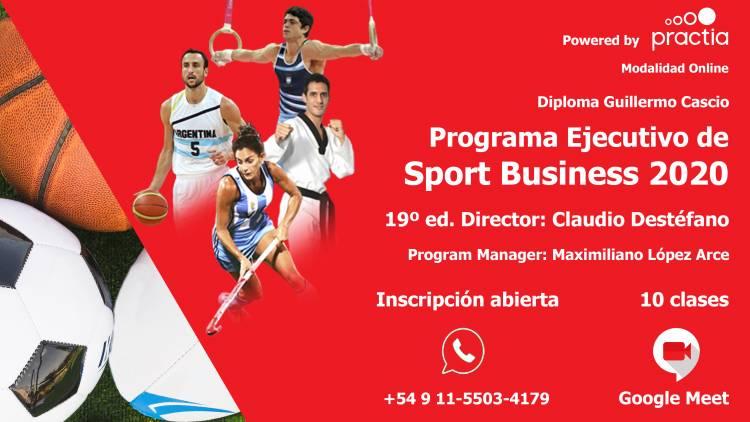 Comienza el Programa Ejecutivo de Sport Business