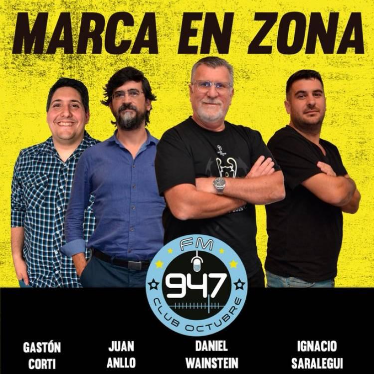 Quincuagésimo tercer programa de Marca en Zona Radio