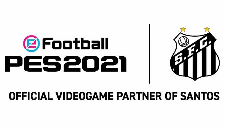 Konami confirmó su asociación con Santos de Brasil