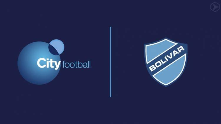"City Football Group suma a Bolívar como nuevo ""Club Socio"""