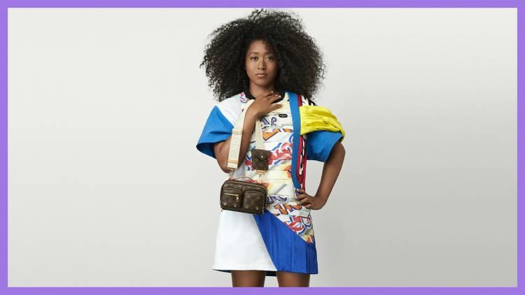 Louis Vuitton suma a Naomi Osaka como embajadora