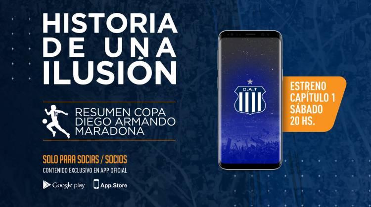 """""""Historia de una ilusión"""""""