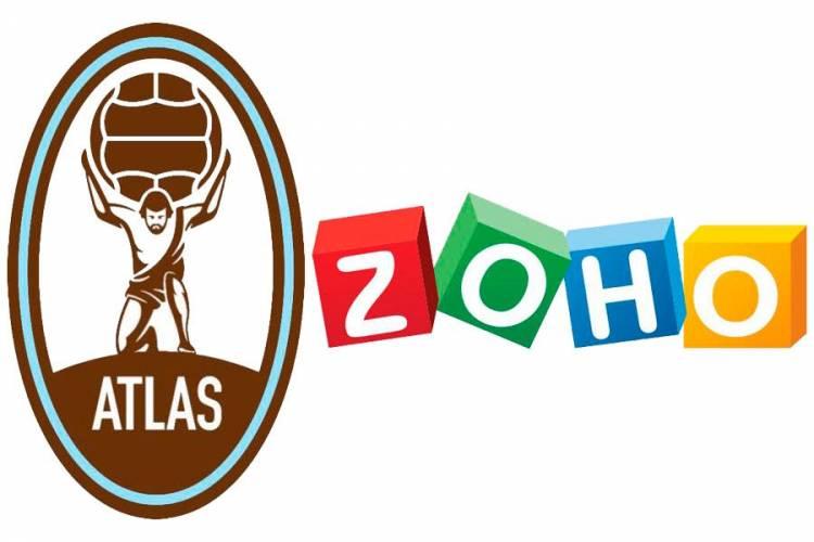 Zoho apoya la transformación digital del club Atlético Atlas
