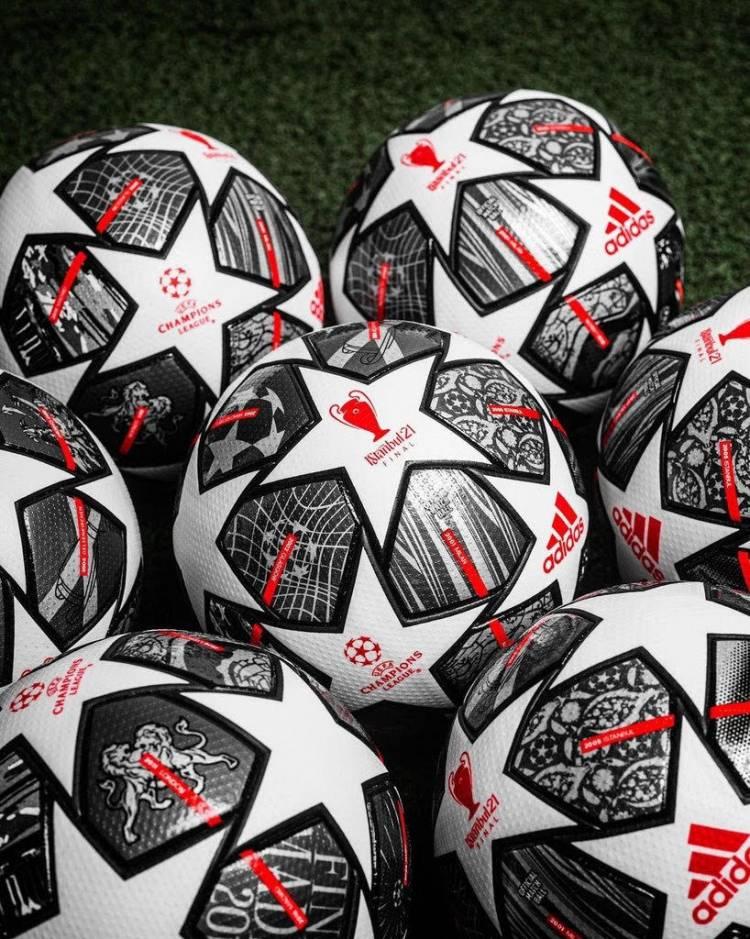 La Champions League 2020-21 tiene nueva pelota