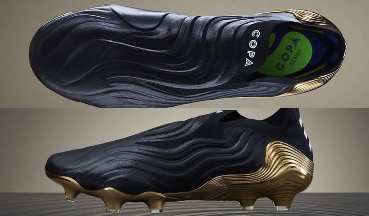 Adidas presentó los nuevos botines Copa Sense