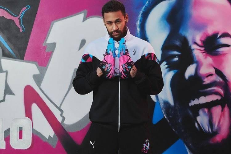 Puma lanzó los nuevos botines de Neymar Jr