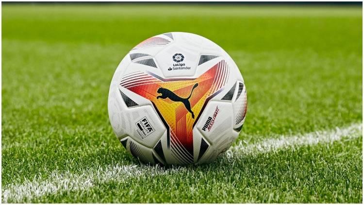 Puma presentó el nuevo balón para la próxima temporada de LaLiga