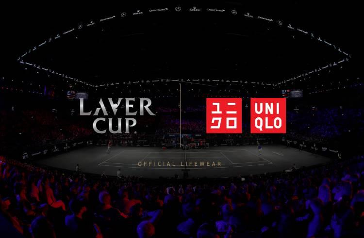 UNIQLO se convierte en sponsor técnico de la Laver Cup